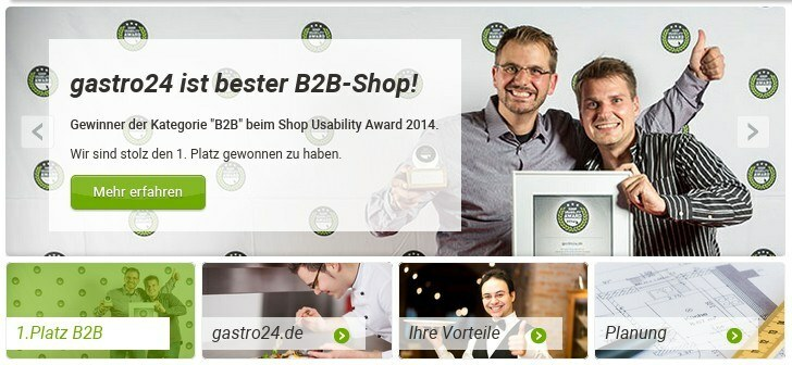 Powerslide Drop auf gastro24.de