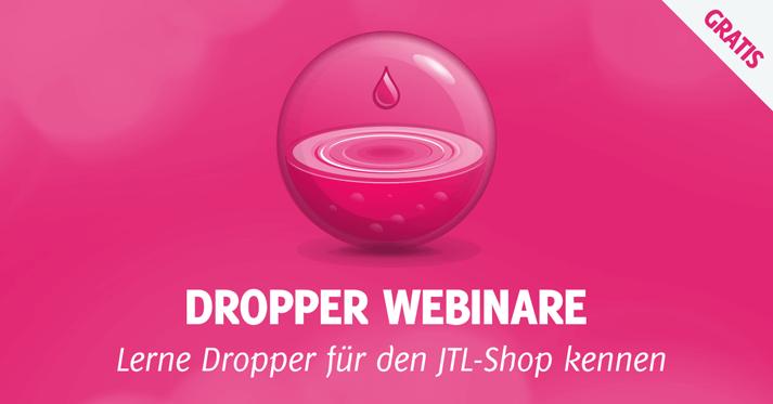 Dropper Webinare im November